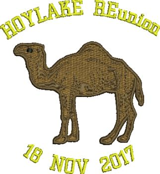 Hoylake Reunion Embroidered Polo Shirt